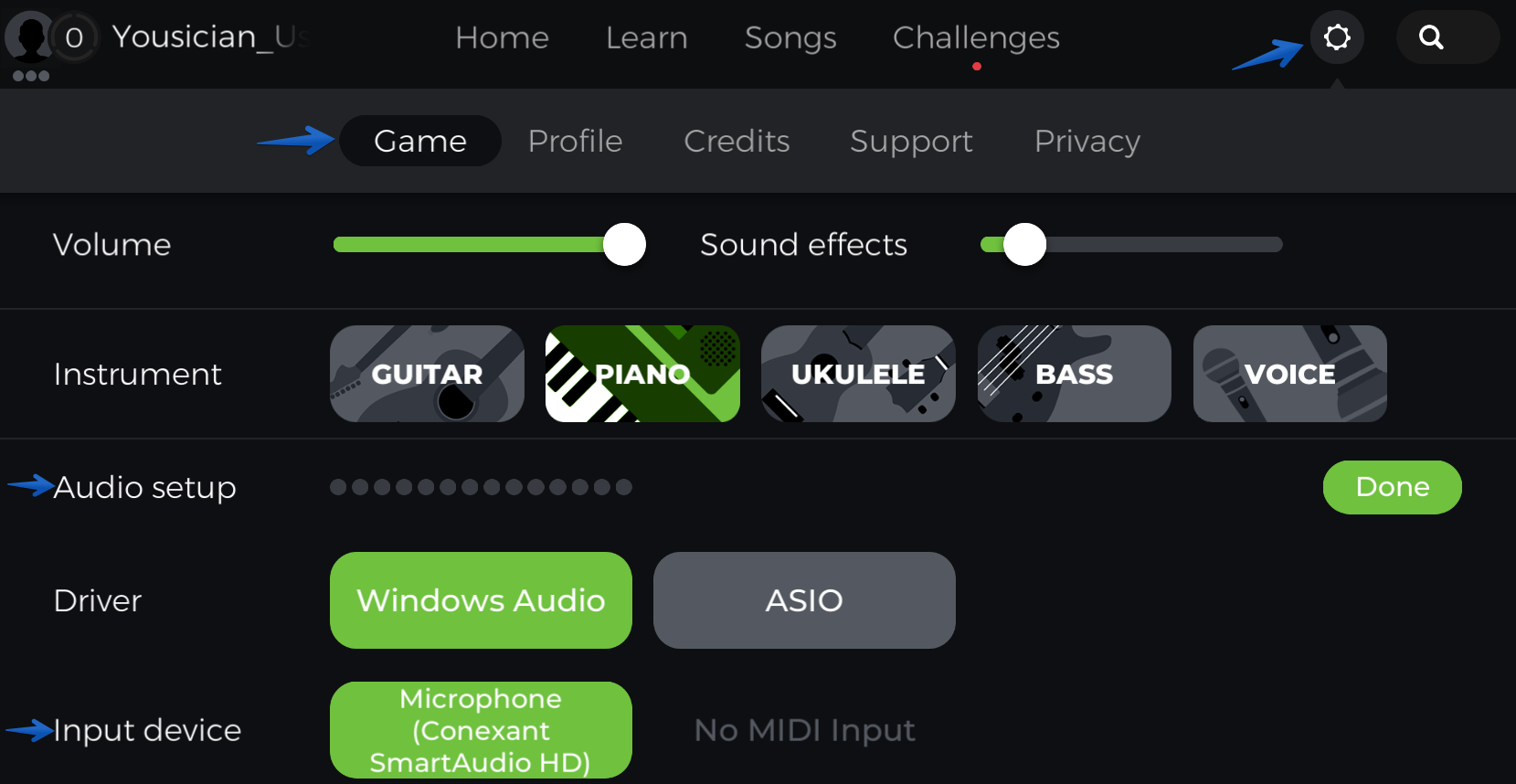 Piano Sound Recognition Issues Yousician Support