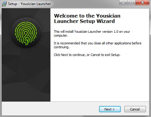 launcher mac per windows 7